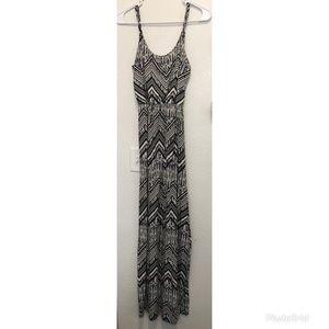 Maxi Aztec dress